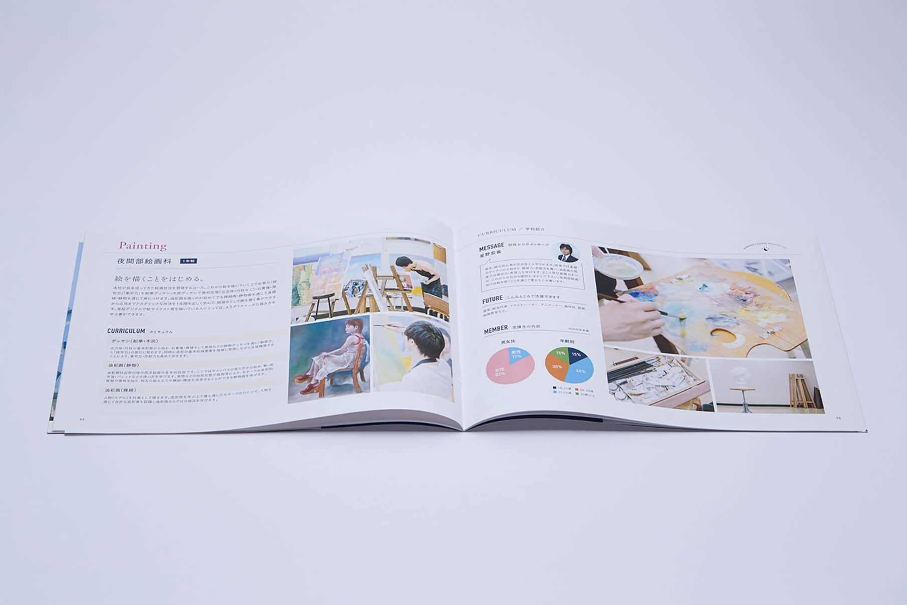 Toyo institute of art and design - Evening Course Prospectus 5