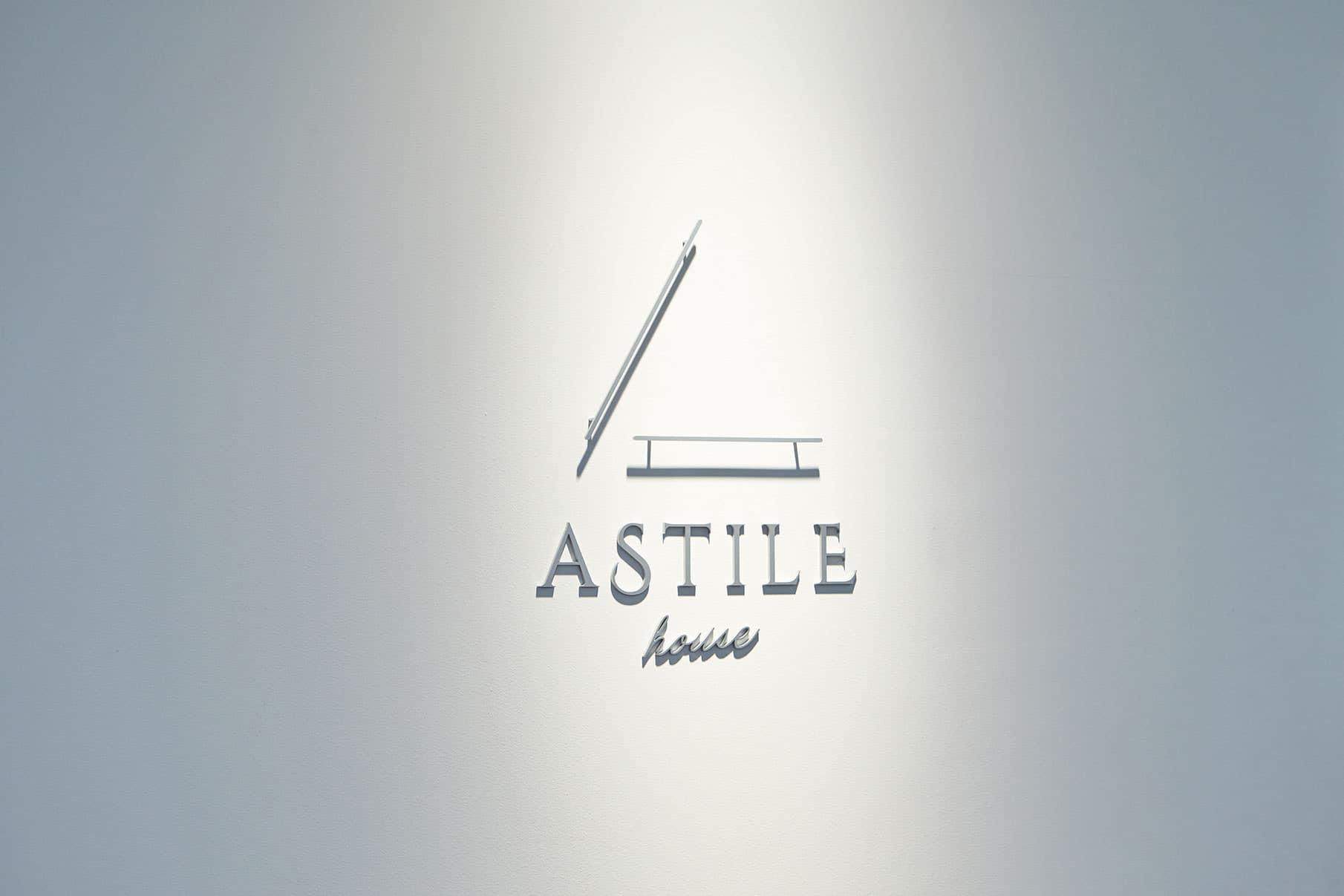 ASTILE house - Brand Identity 1