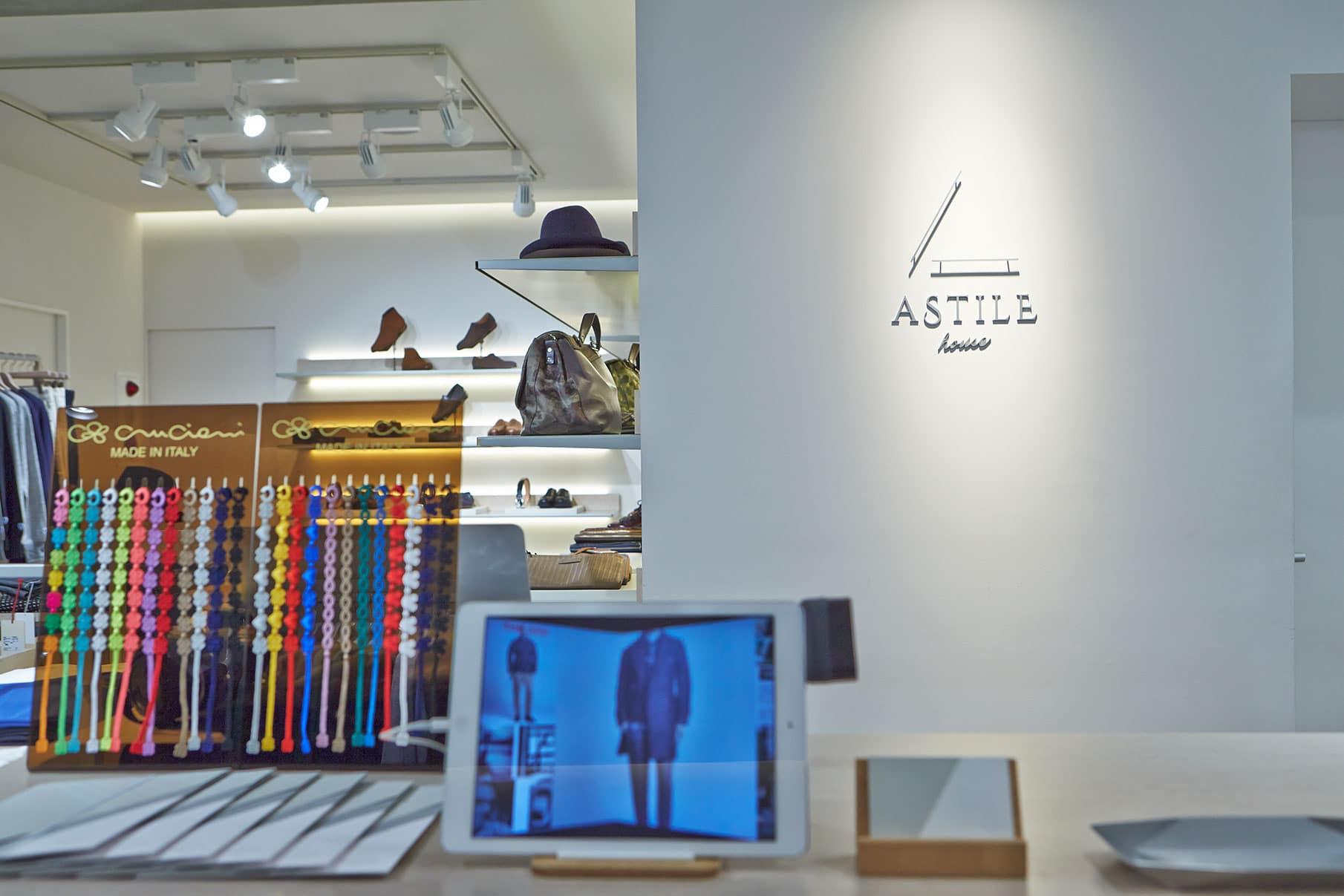 ASTILE house - Brand Identity 2