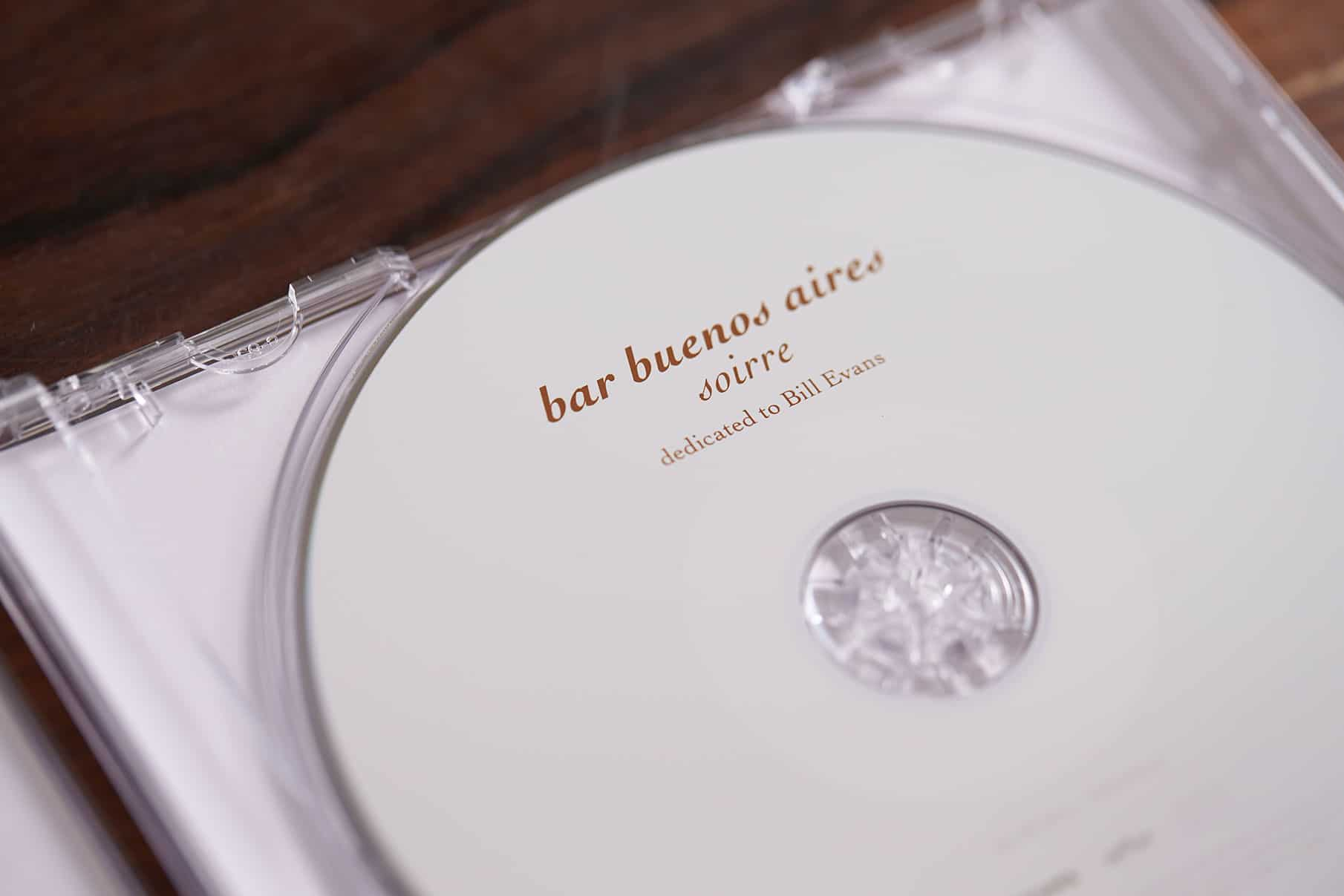 bar buenos aires soirre - CD Cover 4