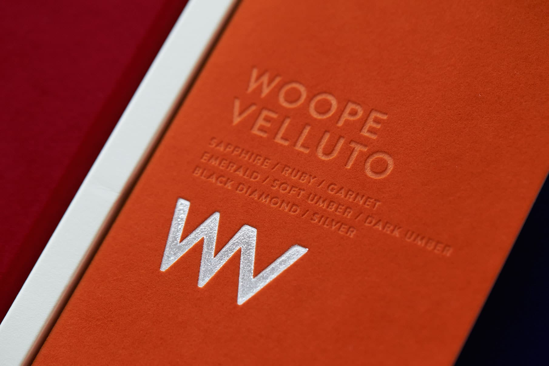 Woope Velluto - Promotion Box 5