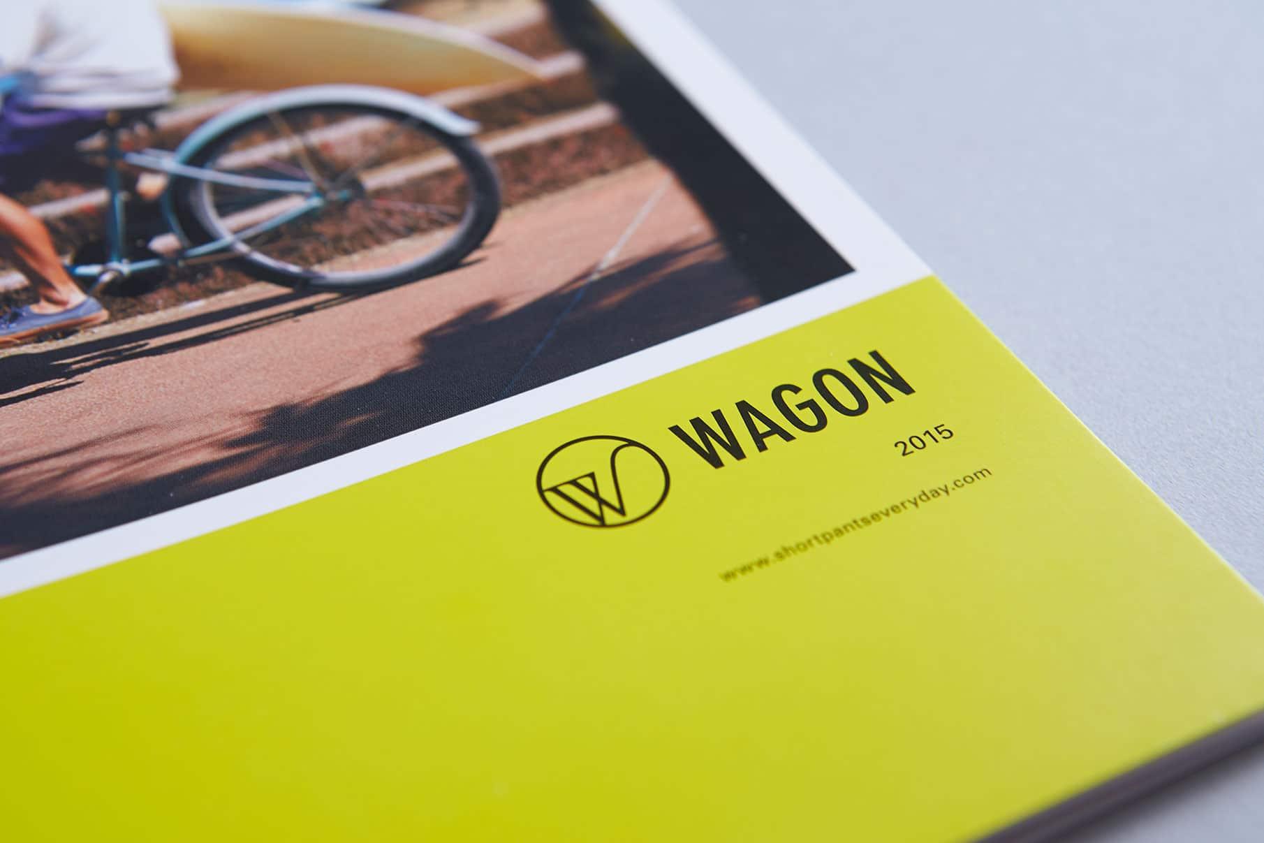 WAGON (short pants every day) - Catalog 3