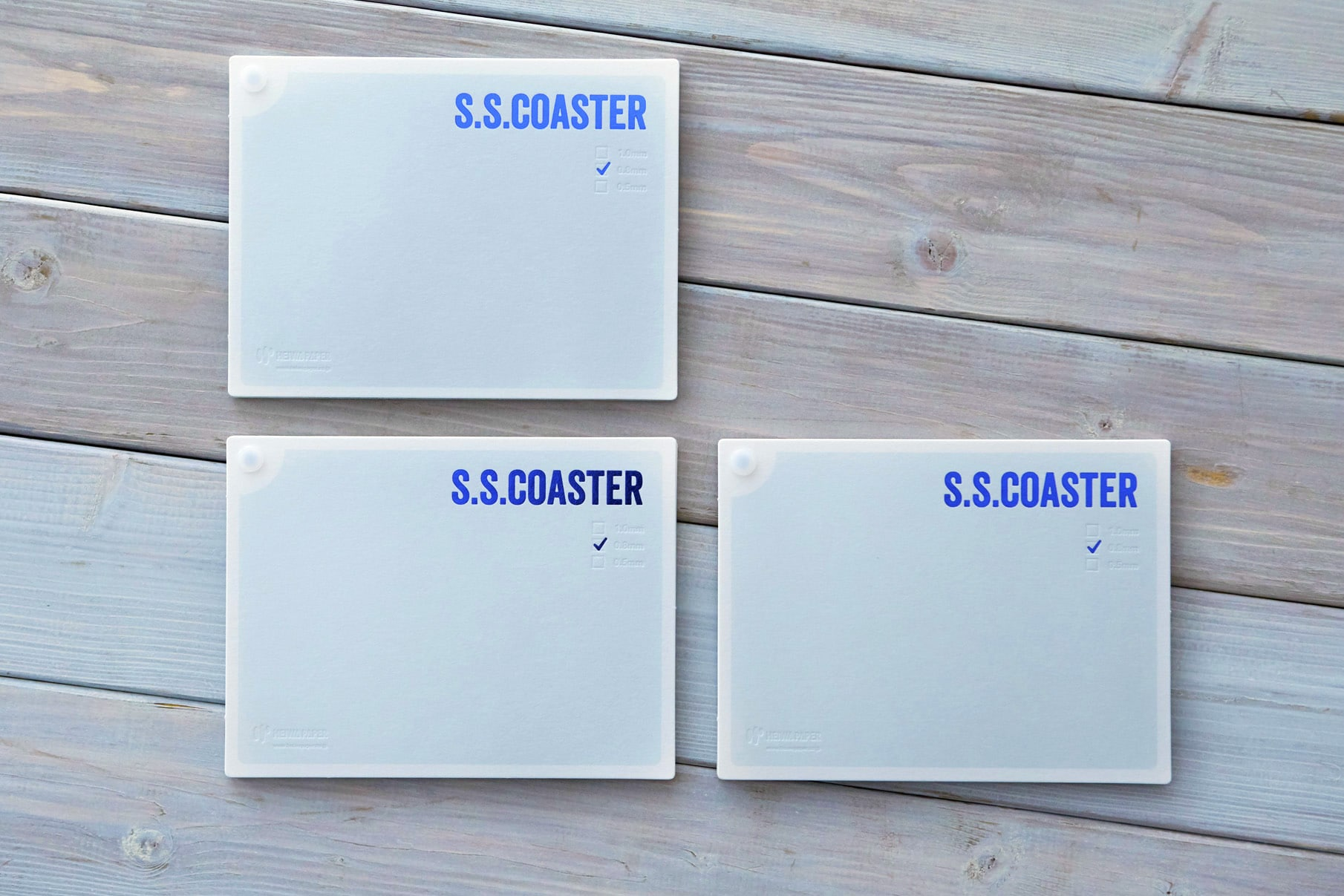 S.S.Coaster - Promotion Book 2
