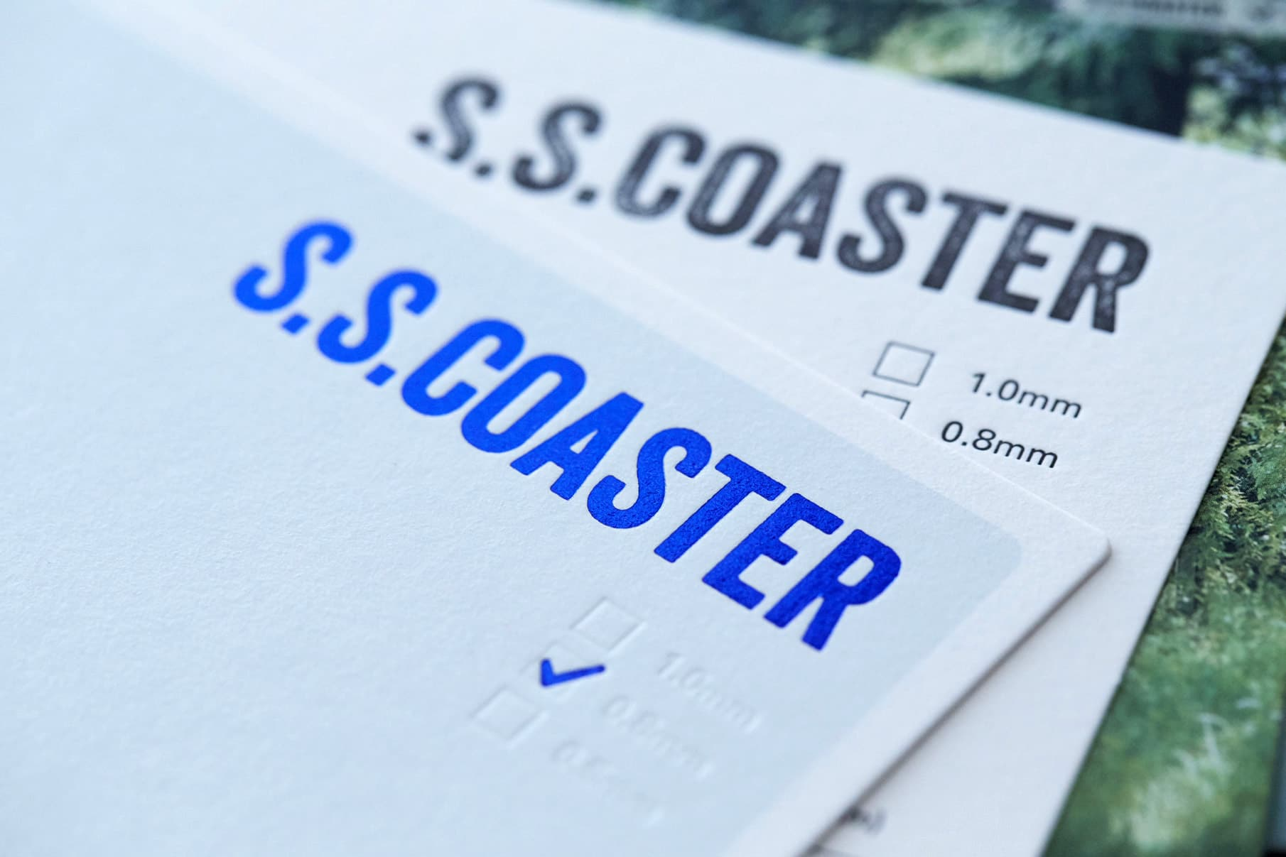 S.S.Coaster - Promotion Book 3