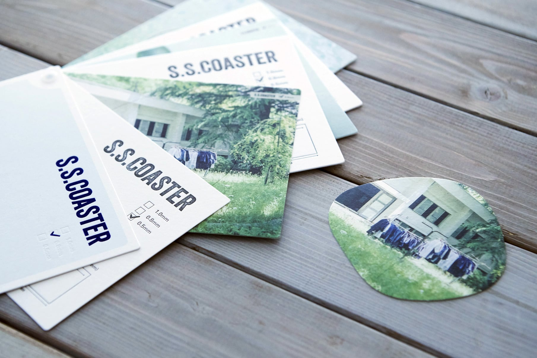 S.S.Coaster - Promotion Book 4