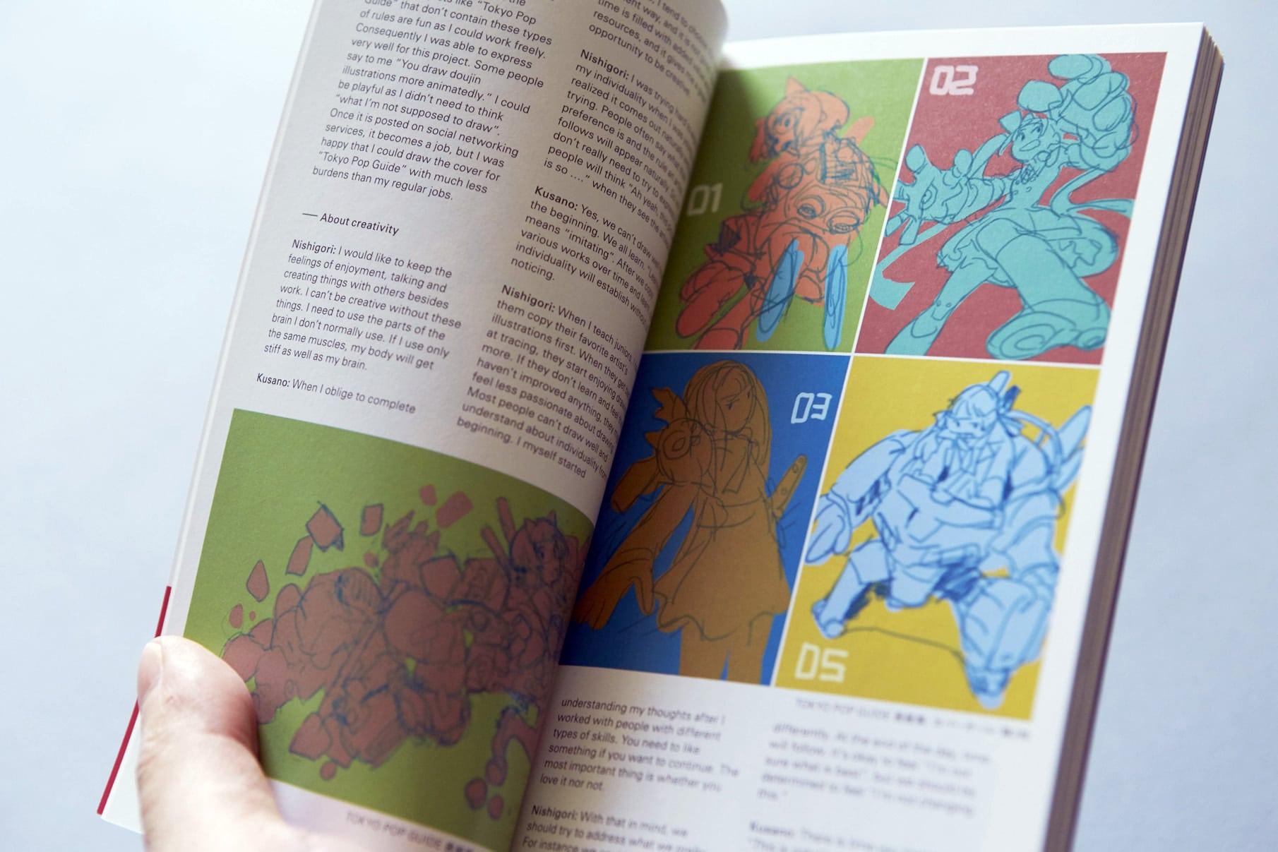 Tokyo Pop Guide Vol.1 - Culture Guide Book 6