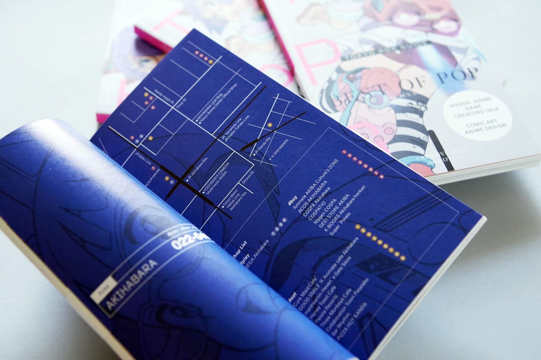 Tokyo Pop Guide Vol.1 - Culture Guide Book 9