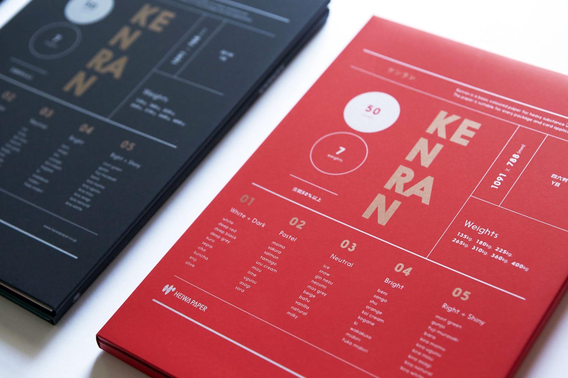 KENRAN - Promotion Book 3