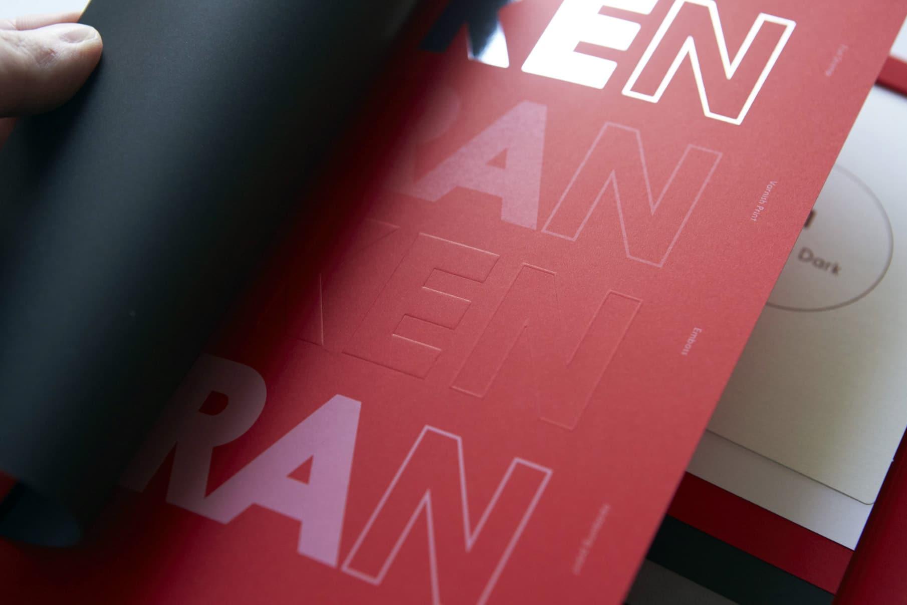 KENRAN - Promotion Book 8