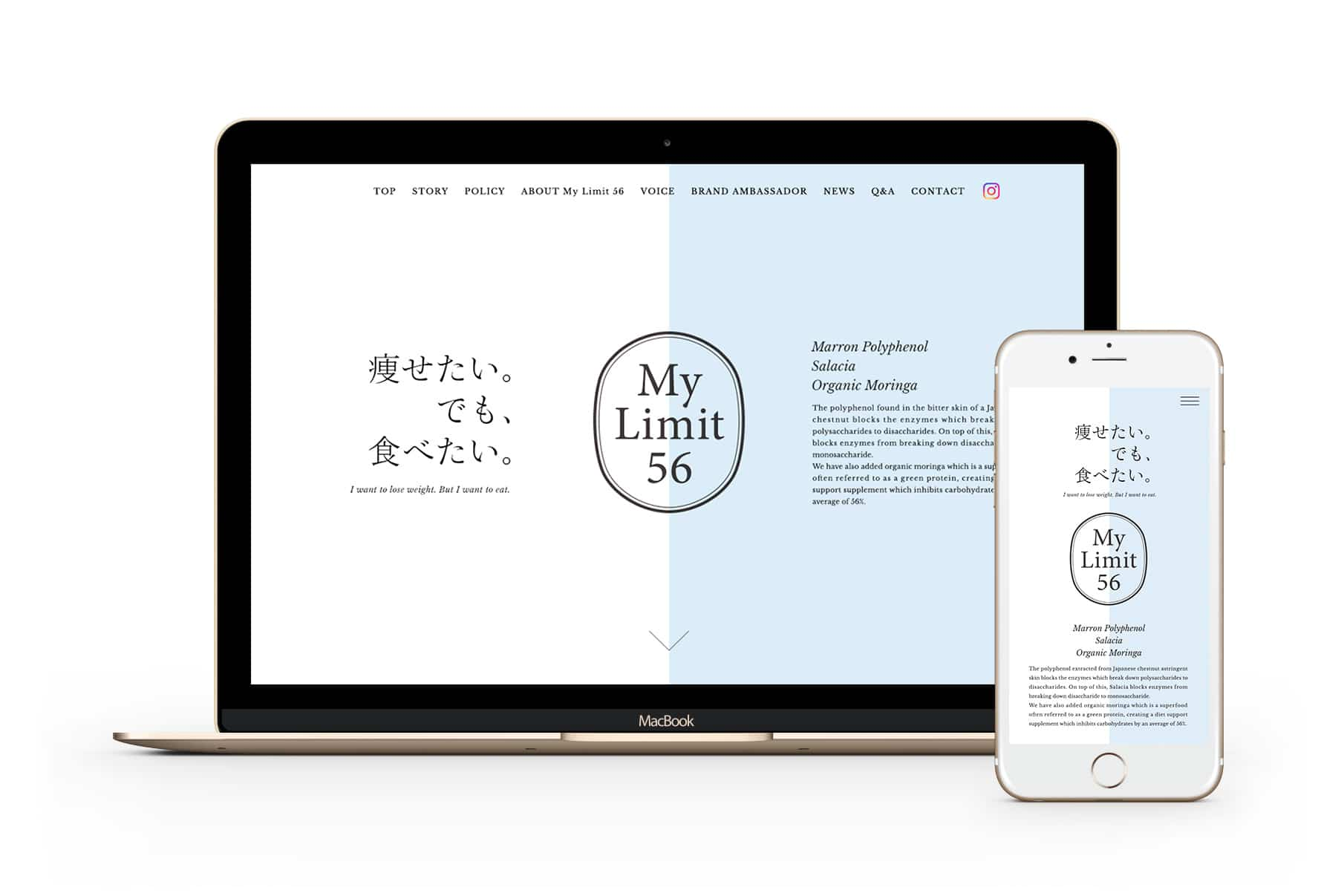 My Limit 56 - Website 1